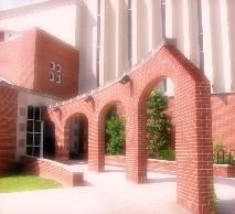 Dupré Library Entrance