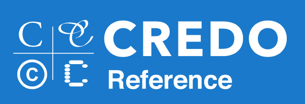 Credo Online Reference Service Logo