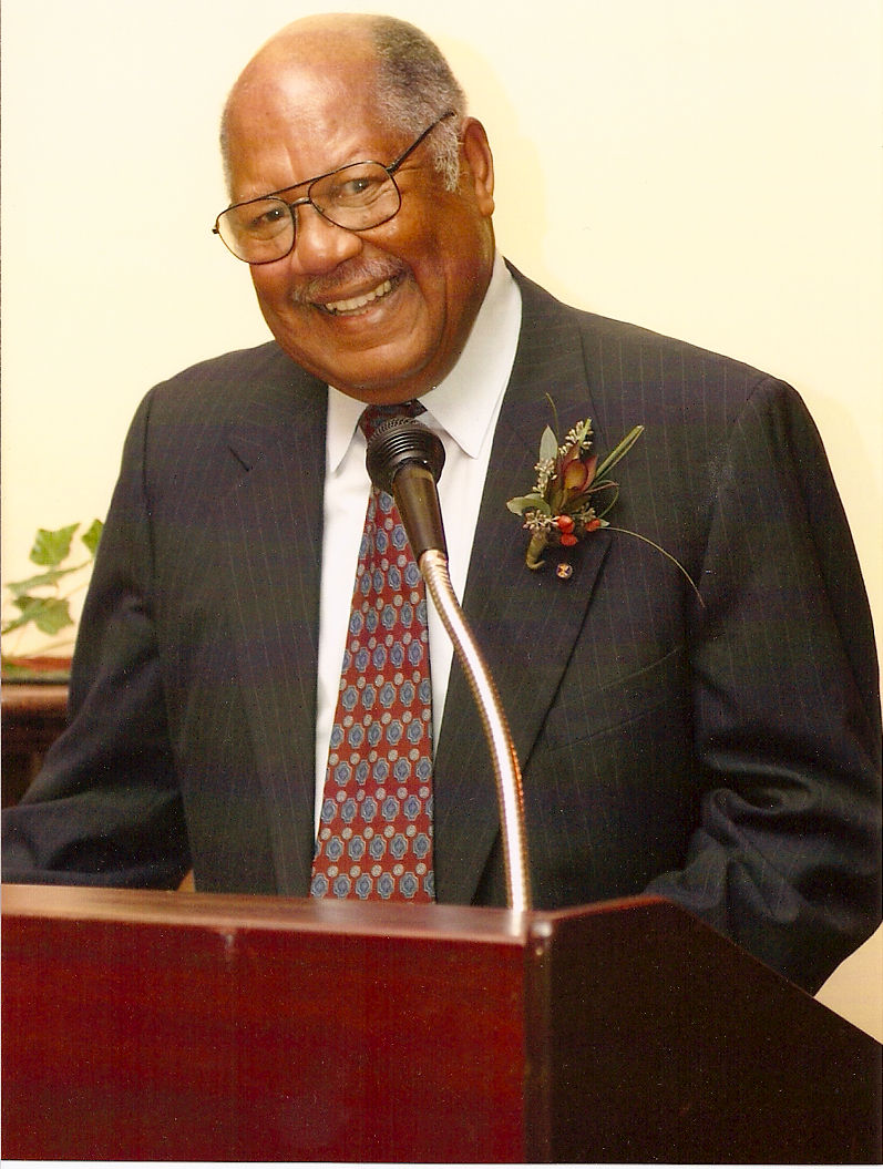 Ernest J. Gaines Speaking