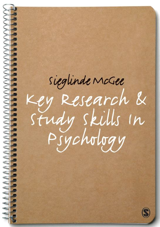 Key Research and Study Skills in Psychology Book Cover
