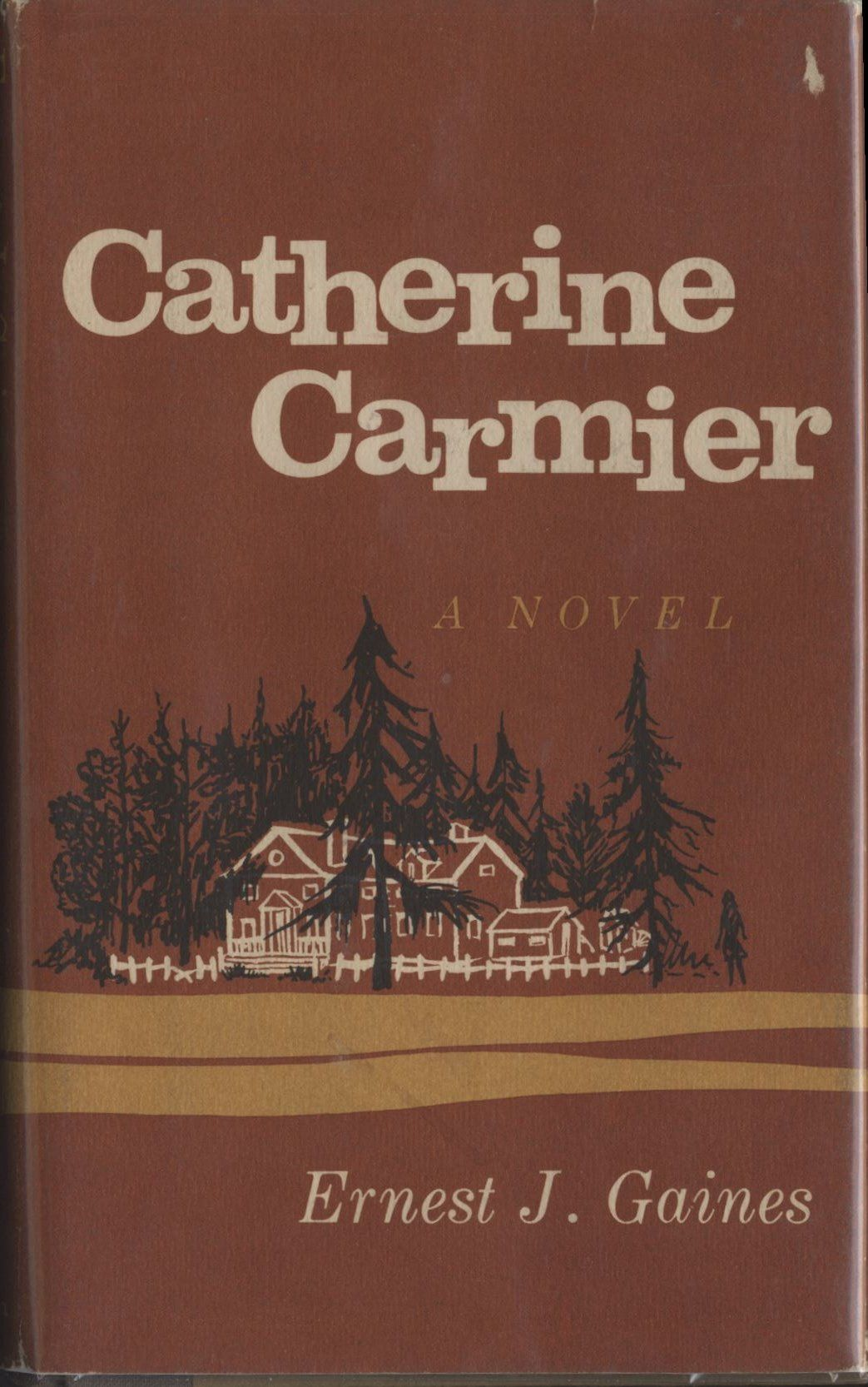 1964 Catherine Carmier cover