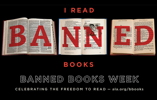 I read banned books.