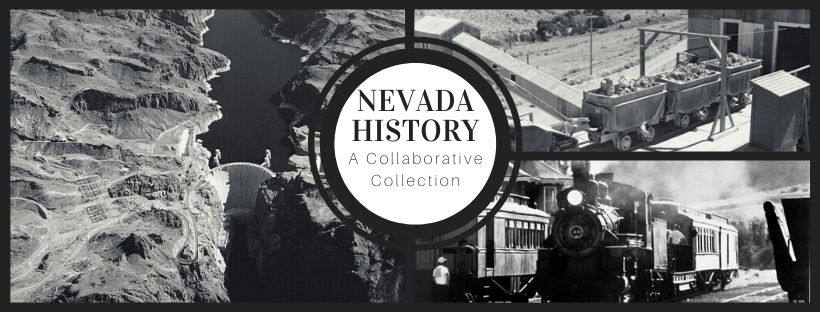 Image link to the Nevada History webpage