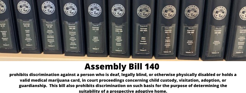 link to Assembly Bill 140