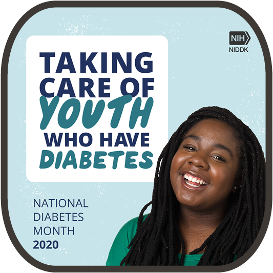 National Diabetes Month Taking Care of Youth