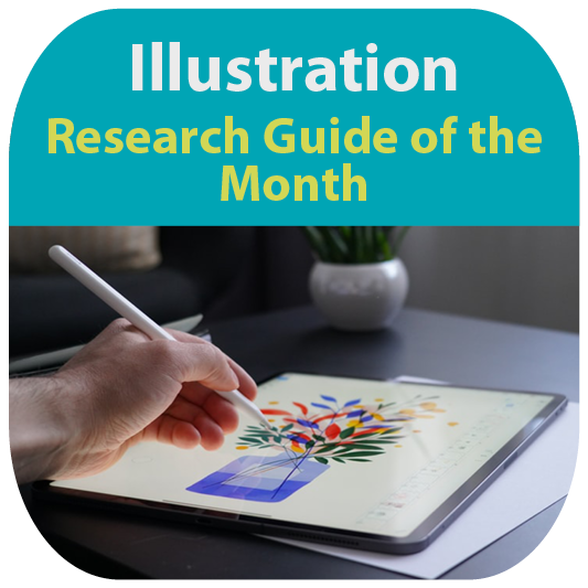 Illustration Research Guide of the Month