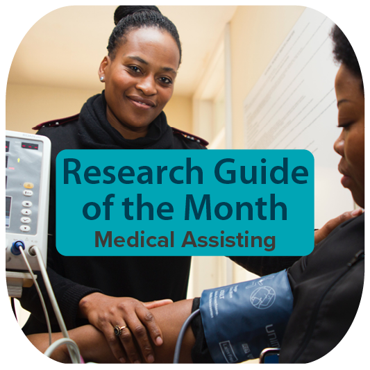 Guide of the Month - Medical Assisting