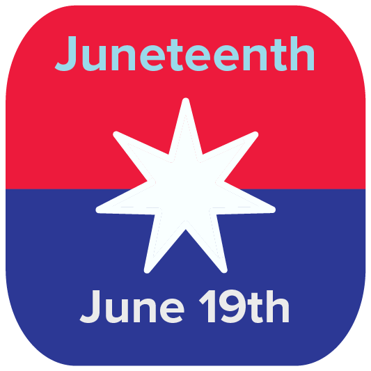 Juneteenth June 19th