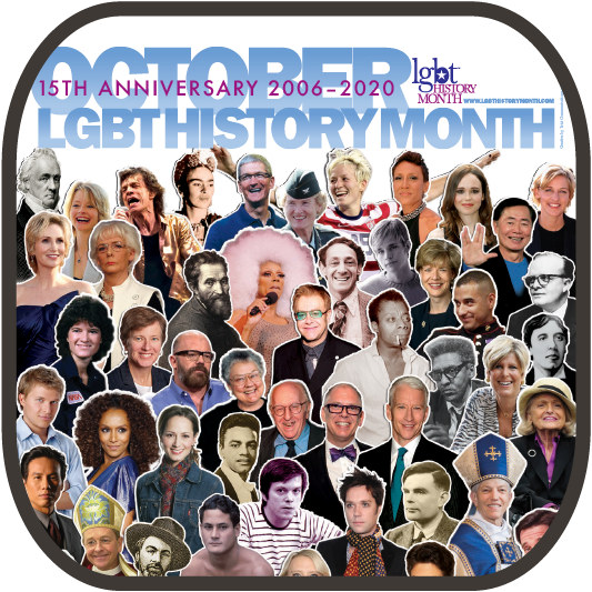 October is LGBT History Month