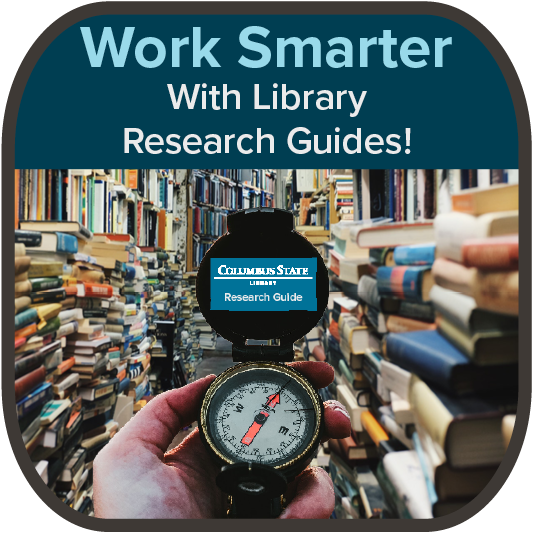 Work Smarter with Library Research Guides!