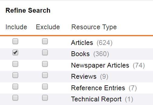 Refine your search to Books