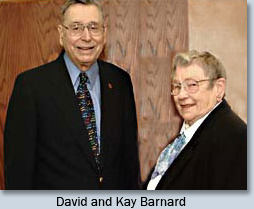 David and Kathleen Barnard