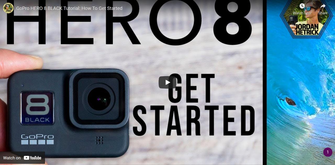 GoPro Hero8 Video Thumbnail