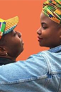 Cover art Hoodrat to Headwrap: A Decolonized Podcast