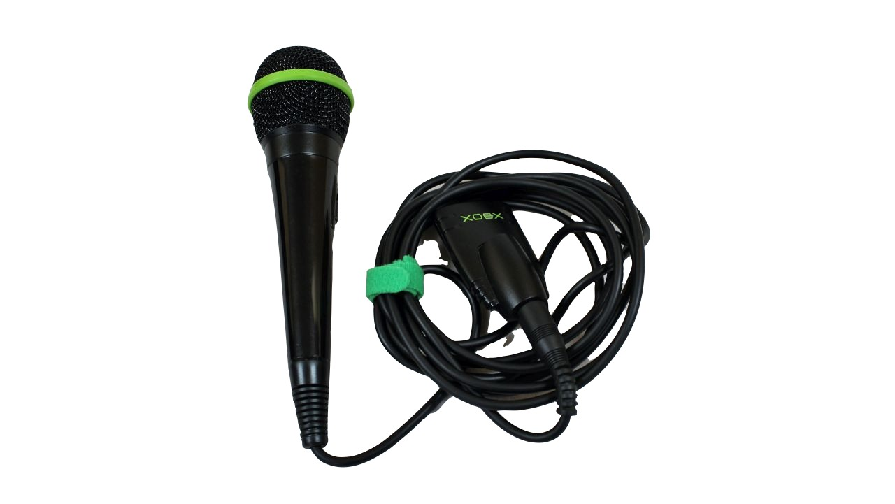 image of xbox microphone