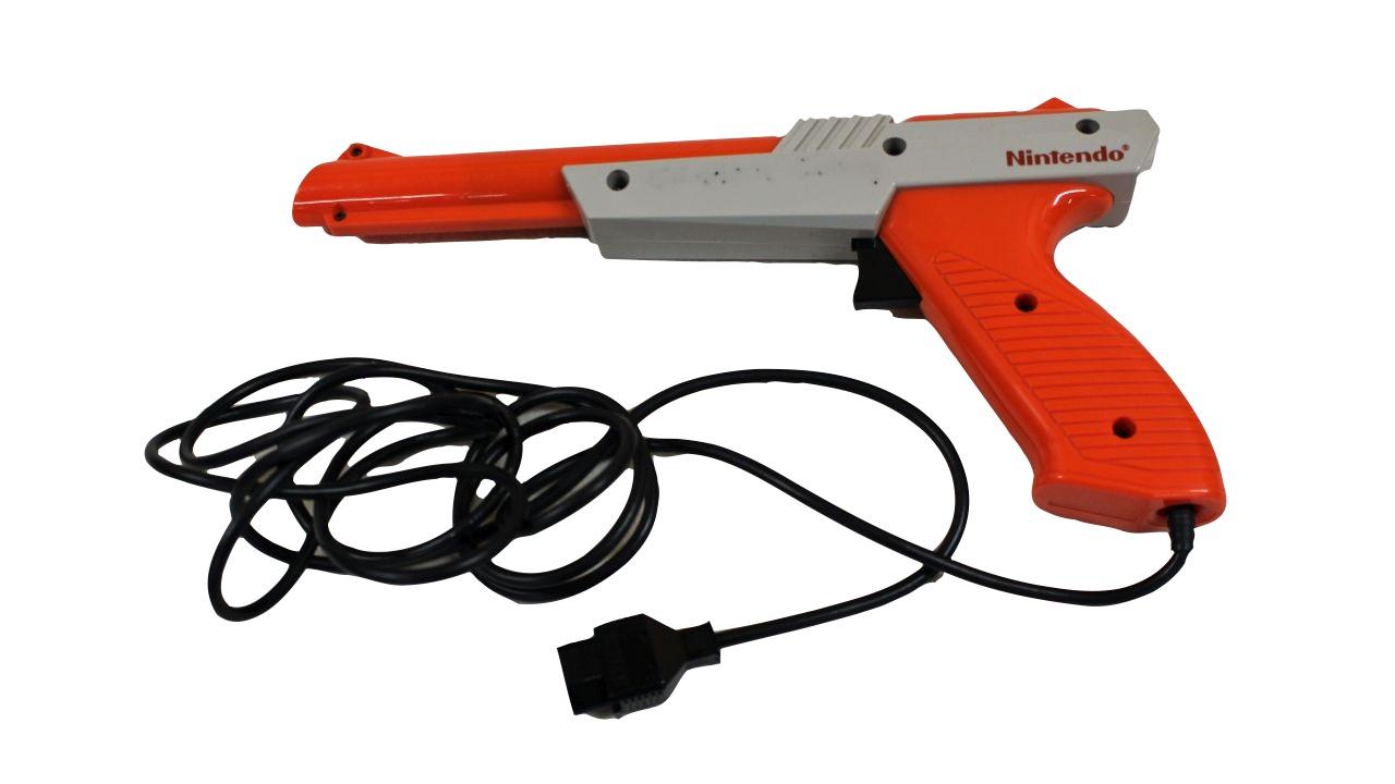 image of gaming gun