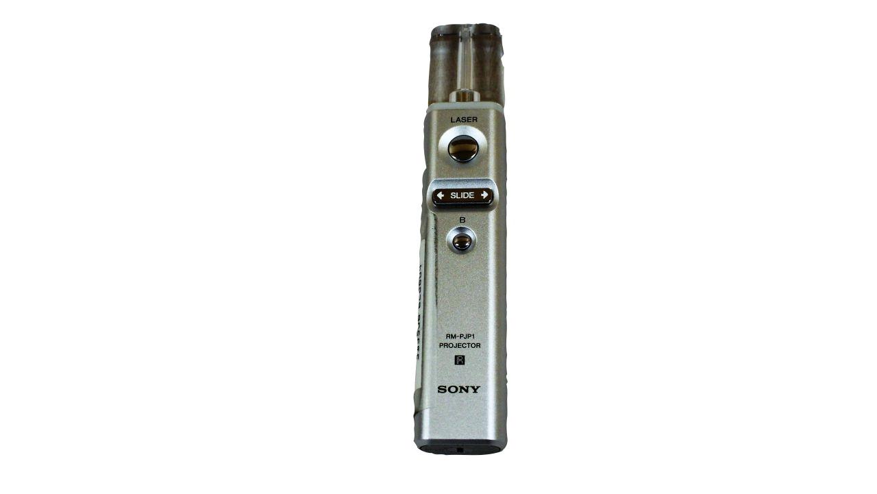 image of laser light pointer