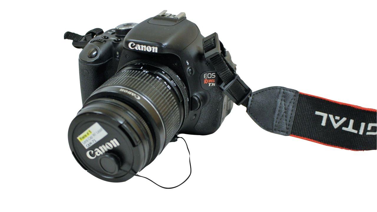 image of Canon T3i camera