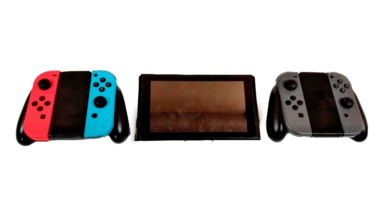 image of Nintendo switch gaming system