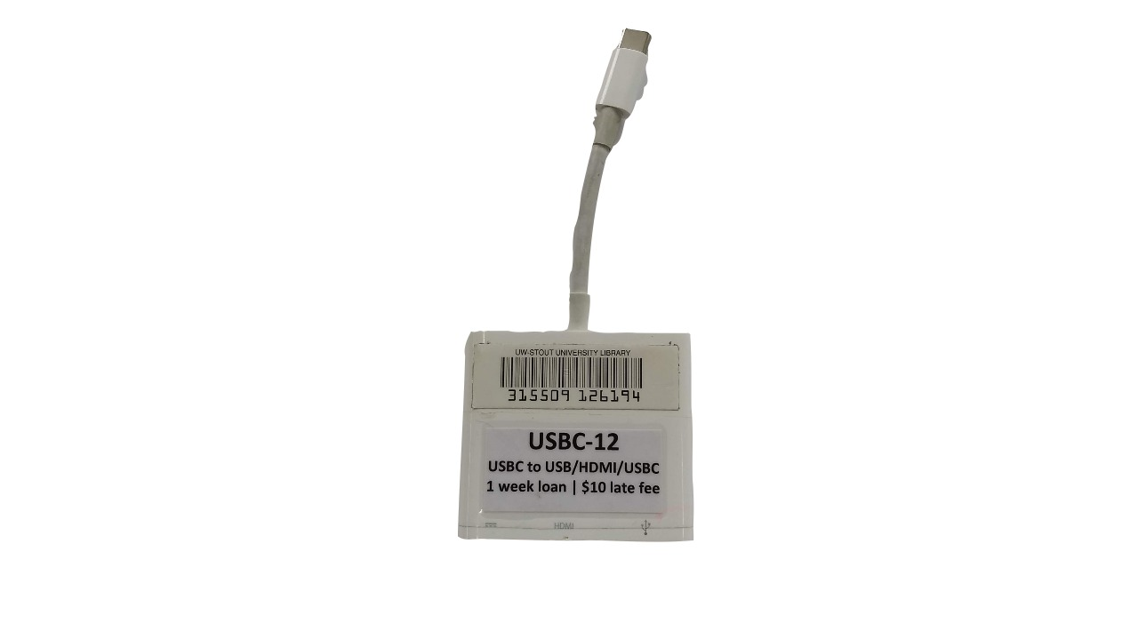 image of usb adapter