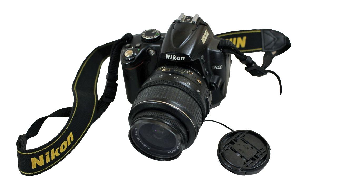 image of Nikon digital camera