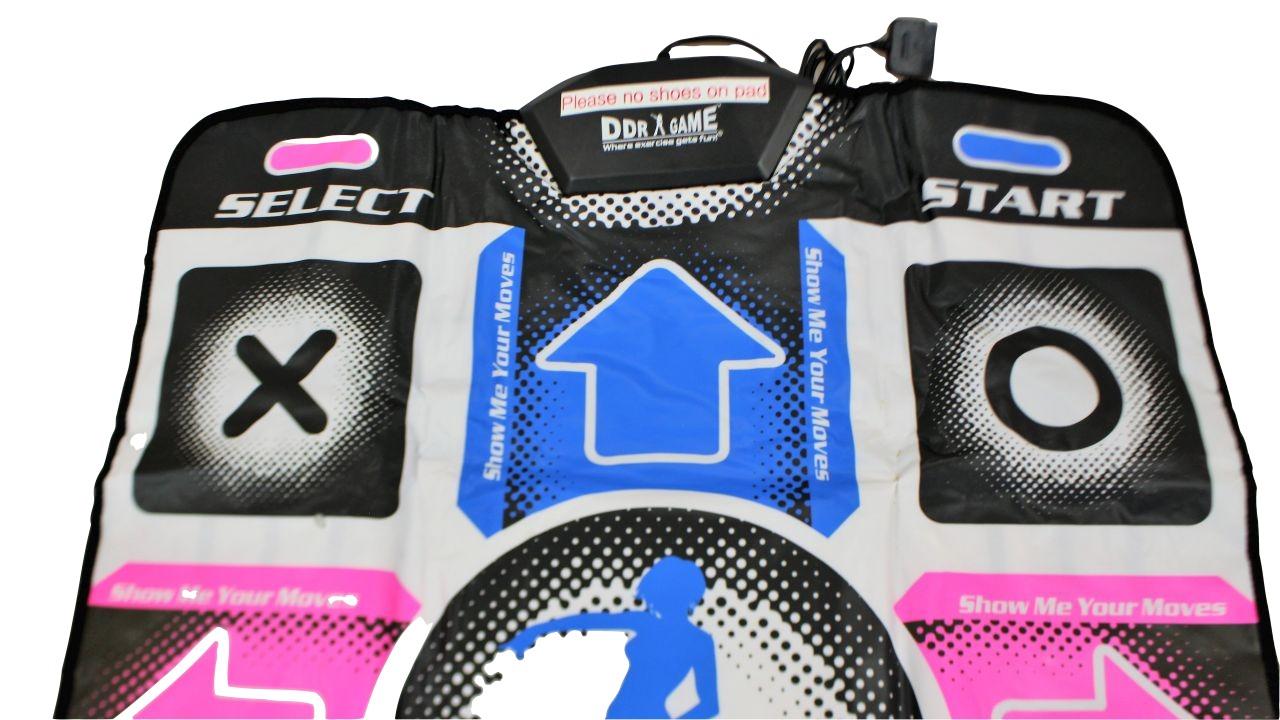 image of gaming dance mat