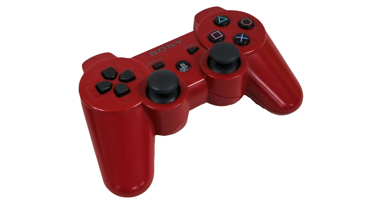 image of playstation 3 controller