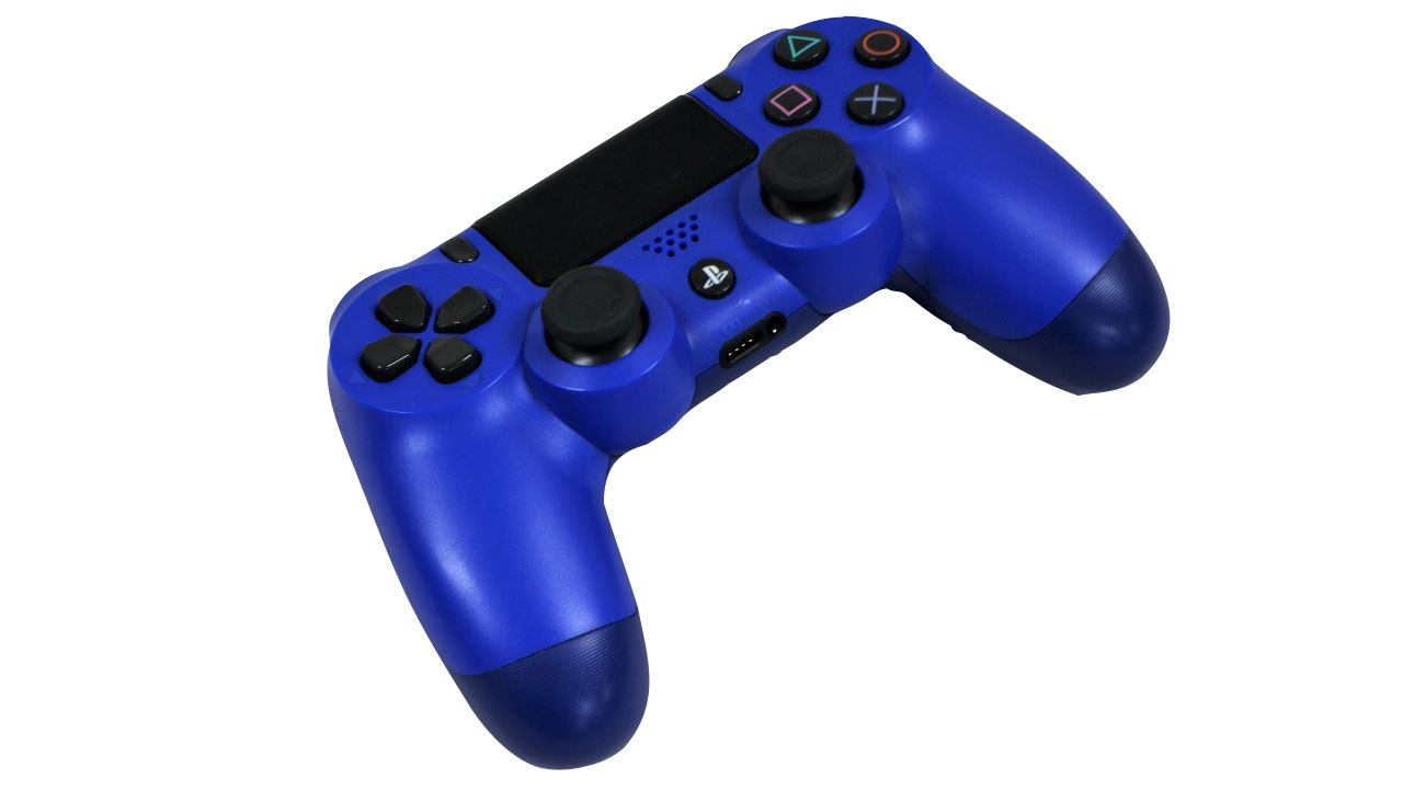 image of playstation 4 controller