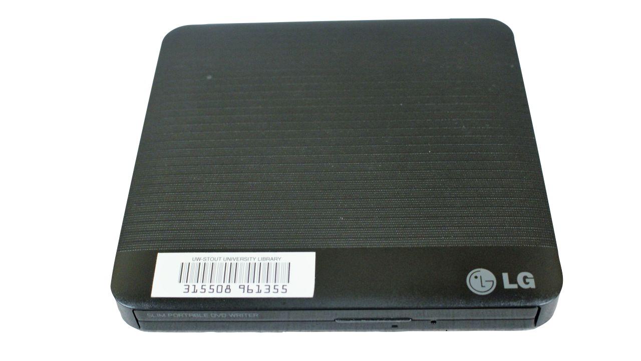 image of external dvd drive