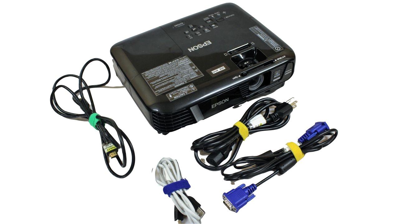 image of digital video projector