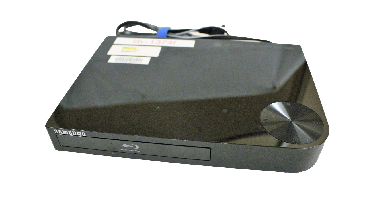 image of blu ray disc player