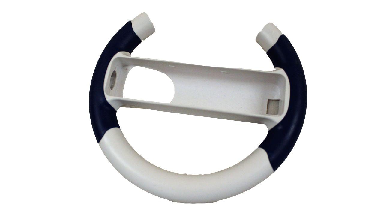 image of wii steering wheel