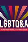 Cover art LGBTQ and A