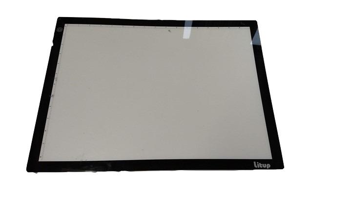 image of an LED light pad