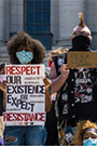Image of BLM Protestors