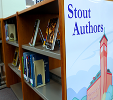 Books written by alumni and facutly from Stout