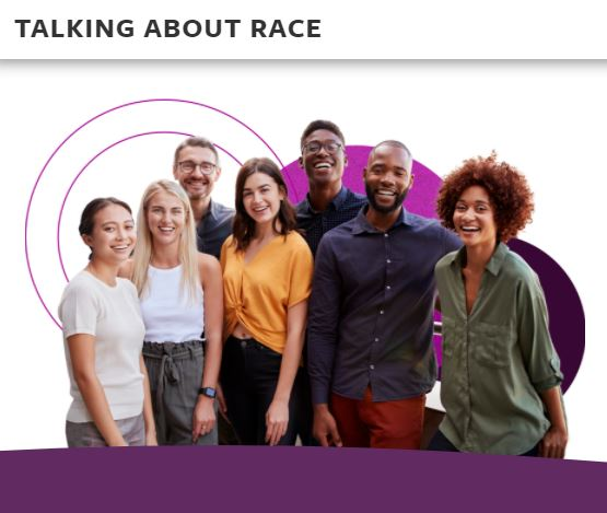 Picture of a group of people of different races