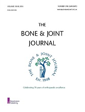 Bone & Joint Journal cover