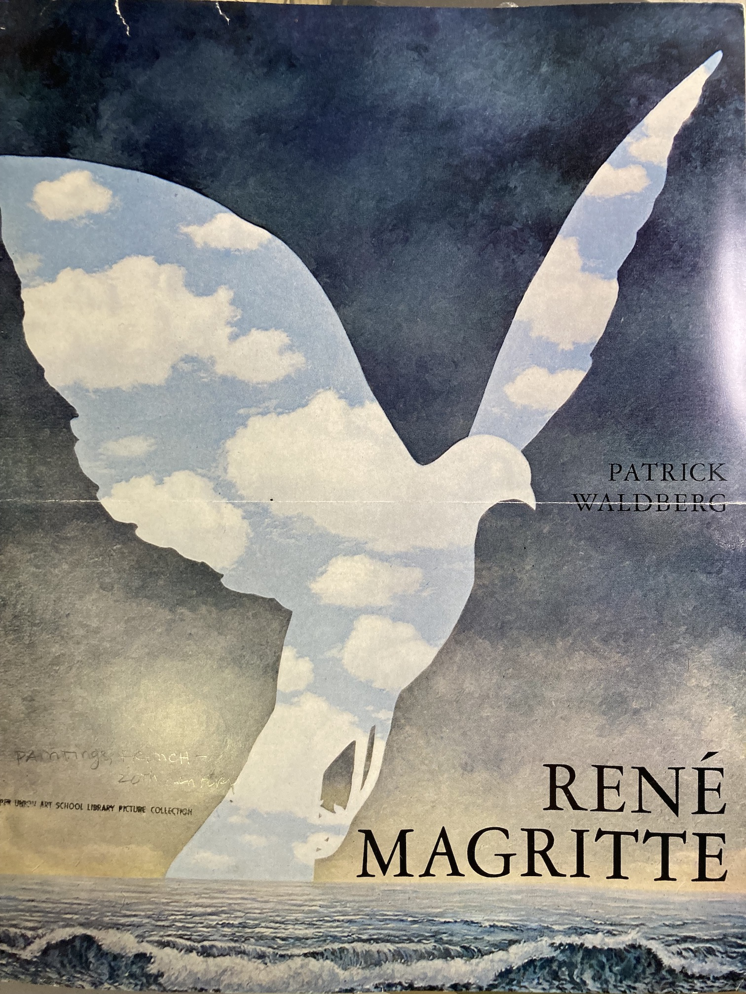 Magritte bird - Picture Collection