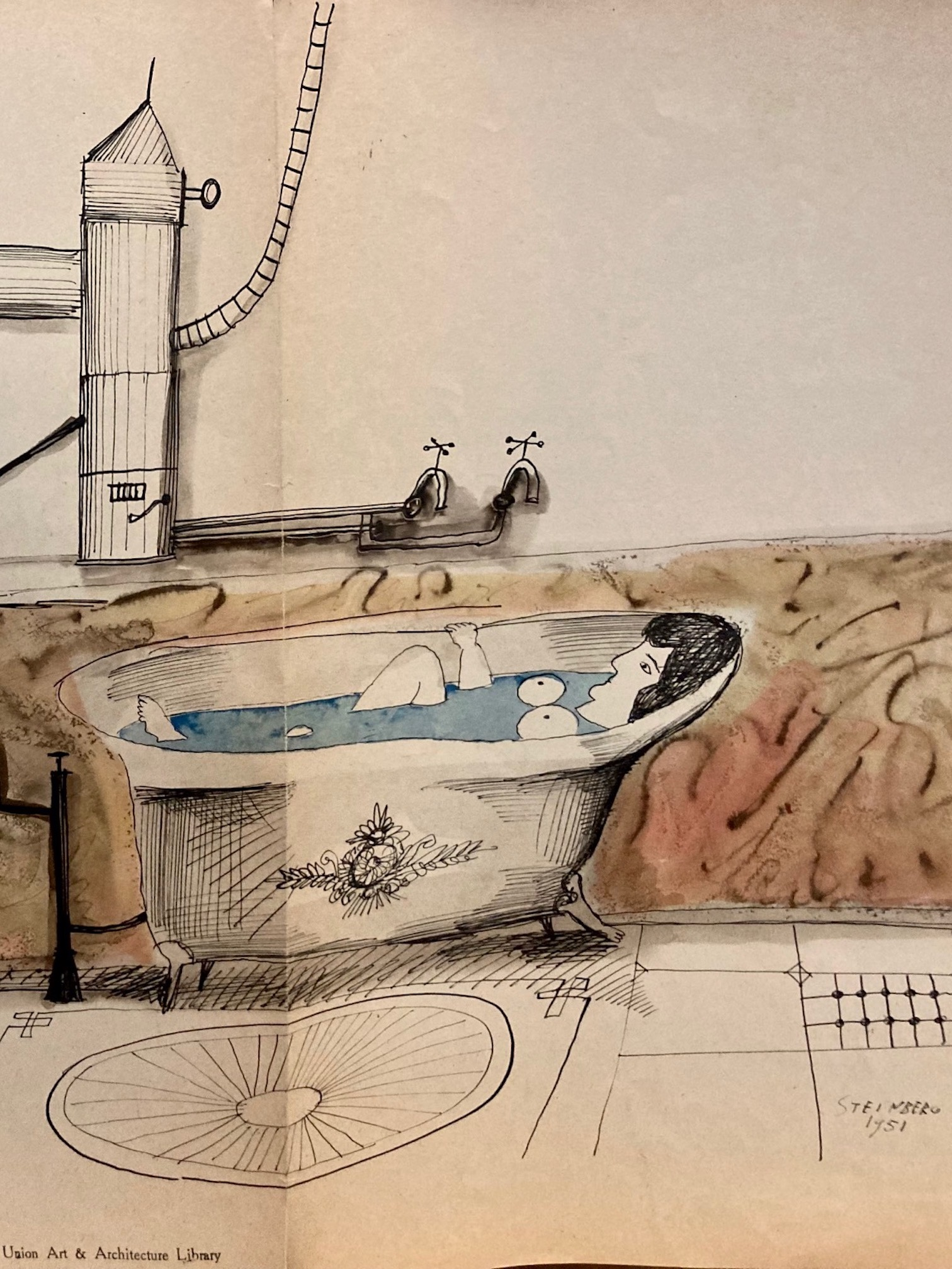 Steinberg bathtub - Picture Collection