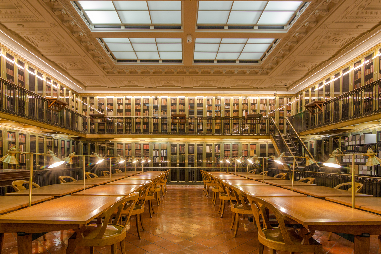 Brooke Russell Astor Reading Room for Rare Books a