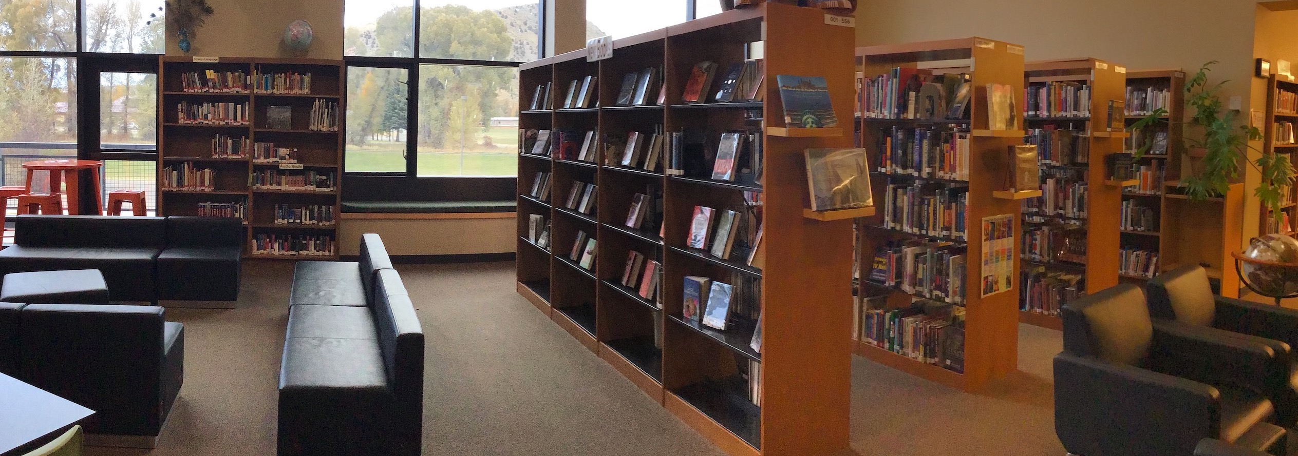 JHHS new and nonfiction