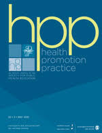 Health Promotion Practice journal cover