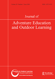 Journal of Adventure Education and Outdoor Learn