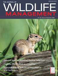 Journal of Wildlife Management cover