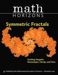 Math Horizons cover