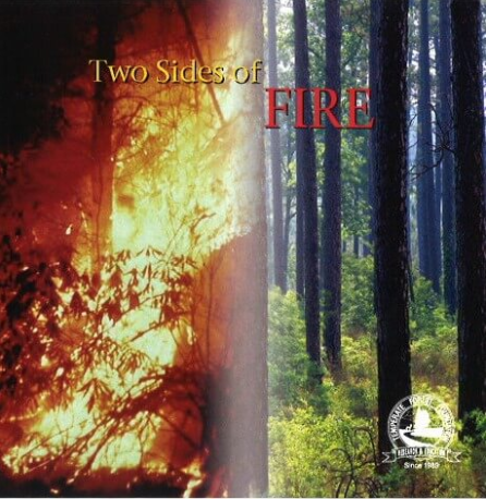 Two Sides of Fire Documentary Cover