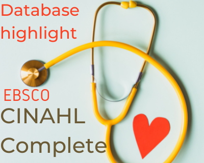 Database highlight CINAHL Complete