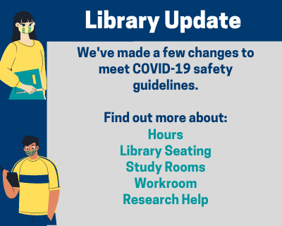 Library COVID-19 Policy Updates