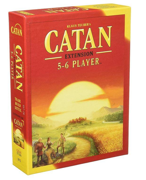 Catan Cover Art